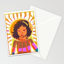 Total Protection II Stationery Cards