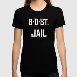 Green Dolphin Street Prison T-shirt