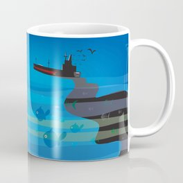 go humans! Coffee Mug