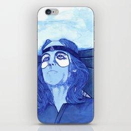 Peter Gabriel - Watcher Of The Skies iPhone Skin