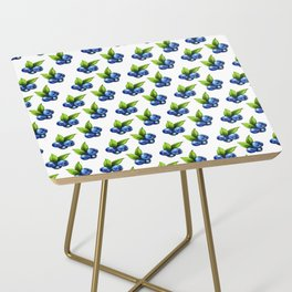 Blueberries Side Table
