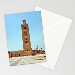 Koutoubia Mosque Stationery Cards