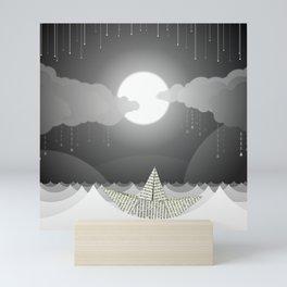 Dream Sea Mini Art Print