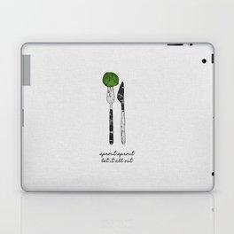 Sprout Sprout, Vegan, Vegetarian Laptop & iPad Skin