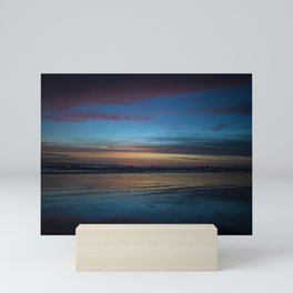 Hues on the Horizon  Mini Art Print