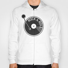 Rock & Roll Record Hoody