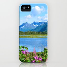 God's Country - II iPhone Case