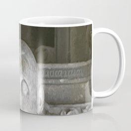 Vector Of Alabaster Effigies At Wentworth Church Coffee Mug