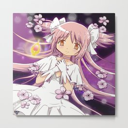 Ultimate Madoka Metal Print