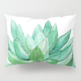 succulent echeveria Pillow Sham