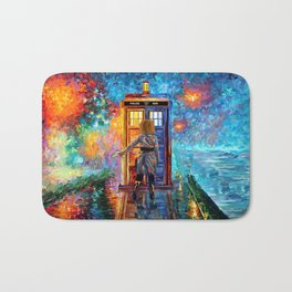 BeautifuL Blondie Lost in the strange city iPhone, ipod, ipad, pillow case and tshirt Bath Mat