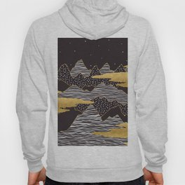 Gold Mountain Peaks Hoody