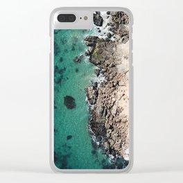 Breach Clear iPhone Case