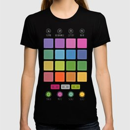 Dj Electronic Music T-shirt