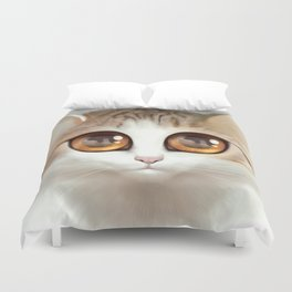 Kitten 2 Duvet Cover