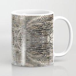 snake skin pattern / animal print Coffee Mug