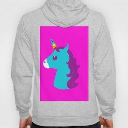 Portrait  of a Unicorn Hoody