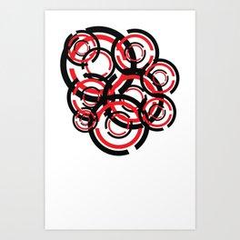 Big Gear logo Art Print