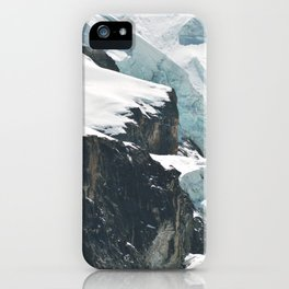 Climate change is as close as you can see iPhone Case