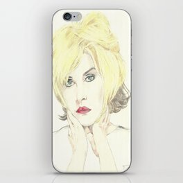 Debbie Harry iPhone Skin