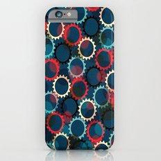 Flores de luna iPhone 6s Slim Case