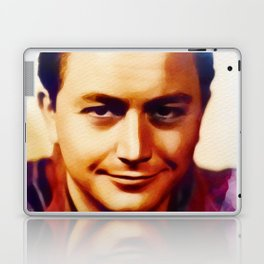 Robert Young, Vintage Actor Laptop & iPad Skin