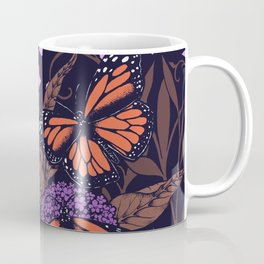 monarchs and milkweed Coffee Mug