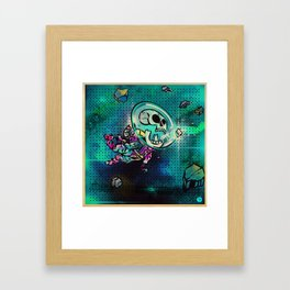 You'll Get There... Eventually Framed Art Print