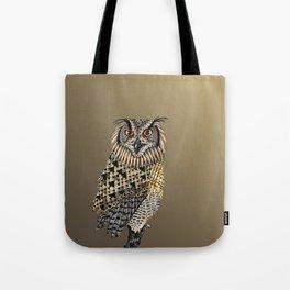 Owl Totem Tote Bag