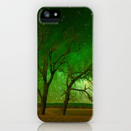 Nature spectacle iPhone Case