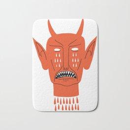 Devil's Head Bath Mat