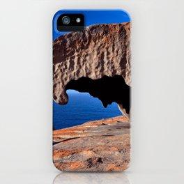 Remarkable Rocks, Kangaroo Island,South Australia iPhone Case