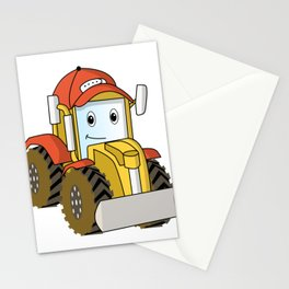 truck toy kids wheeler gift idea Stationery Cards