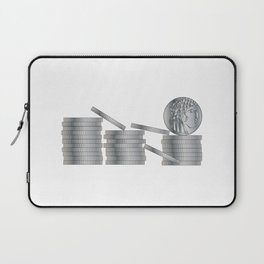 30 Pieces Of SIlver Laptop Sleeve