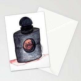 Black Opium Stationery Cards