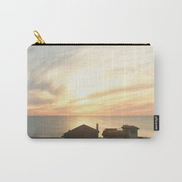 Sundown Over the Gulf Carry-All Pouch