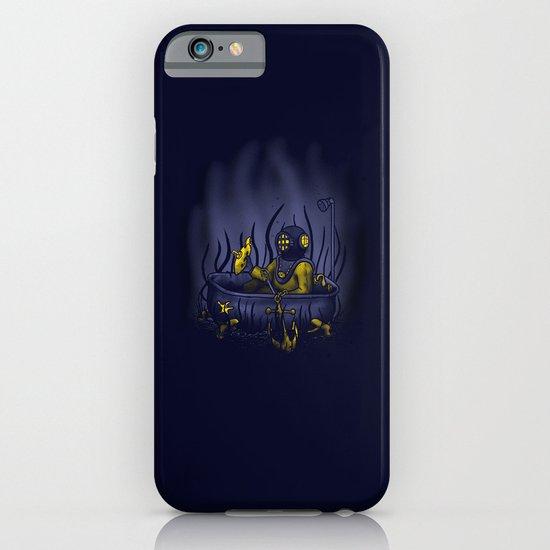 Deep Sea Beathing iPhone & iPod Case