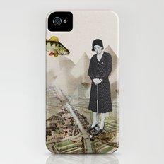 Le golf iPhone (4, 4s) Slim Case