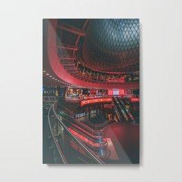 The Fulton Center Metal Print