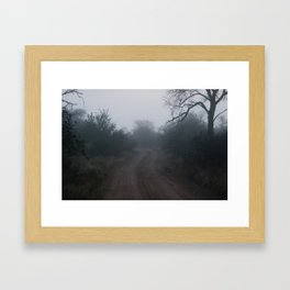 Make Your Way Framed Art Print