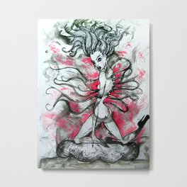 Seventh Element Metal Print