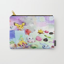 Baby Monsters Carry-All Pouch