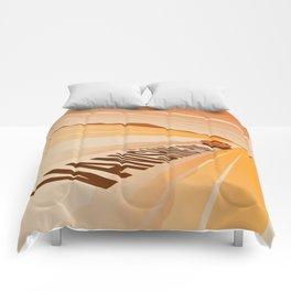 Vanishing Point Comforters