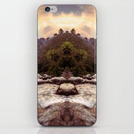 Kaleidoscape: Xela iPhone Skin