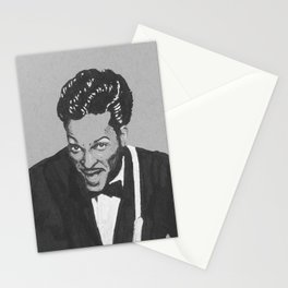 Chuck Berry Stationery Cards