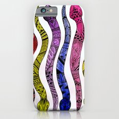 Decorated Snakes Slim Case iPhone 6s