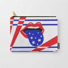 Star Spangled Love Carry-All Pouch
