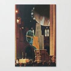 Bully Pulpit Canvas Print