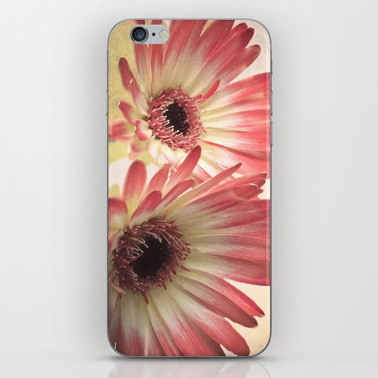 Two's a Crowd iPhone & iPod Skin
