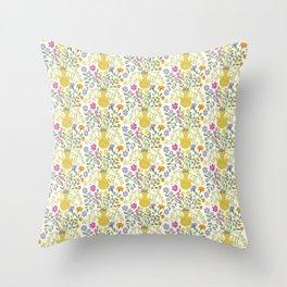 Fairy Chasm Throw Pillow